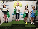 Серия детских турниров KURORTNY OPEN-KID S2019