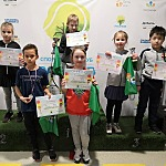 Серия детских турниров KURORTNY OPEN-KIDS 2019